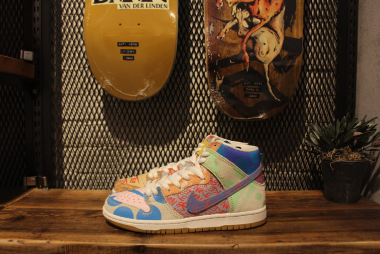 sneakers for cheap d1327 ec285   2017.06.29   7 4(Tue)Release NIKE SB ZOOM DUNK HIGH PREMIUM